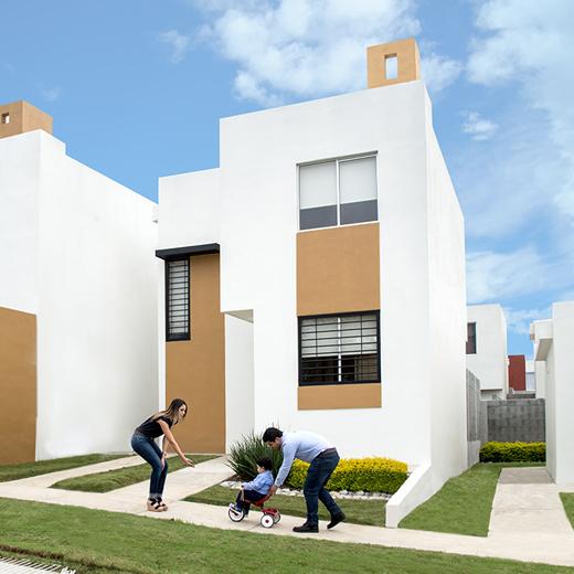 Foto de casa en venta Modelo Marsella VII en Arcadia La Silla, Juárez, Nuevo León.